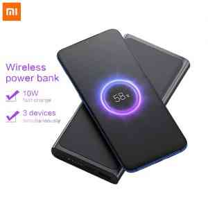 Xiaomi Mi Wireless Charger Power Bank 10000mAh