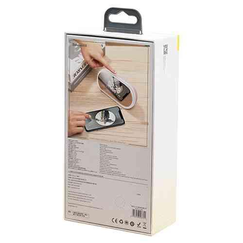 Baseus Encok E09 4 In 1 Wireless Bluetooth Speaker & Mirror Alarm Clock