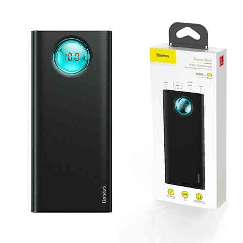 Baseus Mulight PD3.0 Quick charge power bank 20000mAh