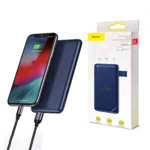 Baseus S10 Bracket Power Bank 10000mAh Wireless Charger