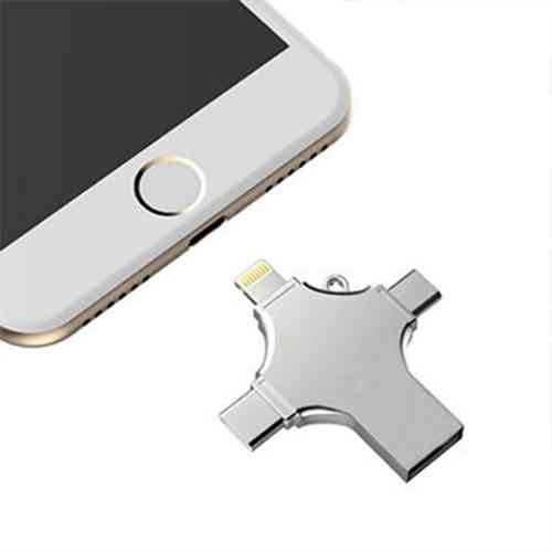 Coteetci 4in1 Memory Series 32GB Flash Drive Pendrives