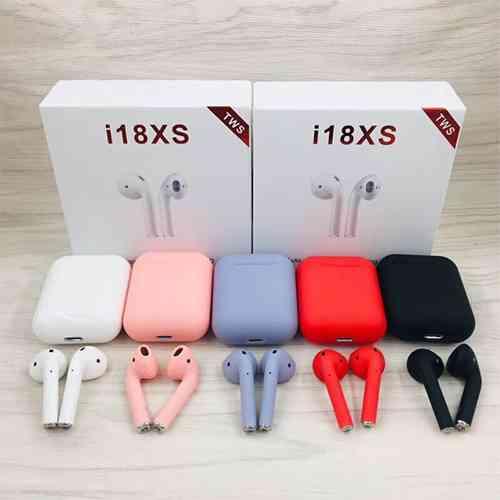 TWS i18XS Bluetooth Airpods
