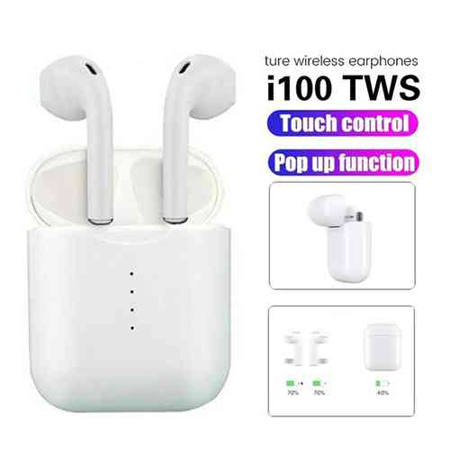 i100 TWS Airpods Bluetooth 5.0 Earphones