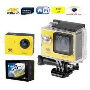 Ultra HD 4K Action Camera Camera