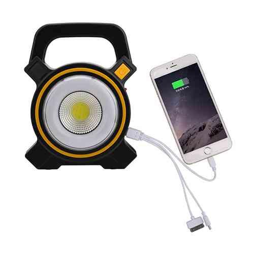 COB LED USB Rechargeable Work Light Gadgets