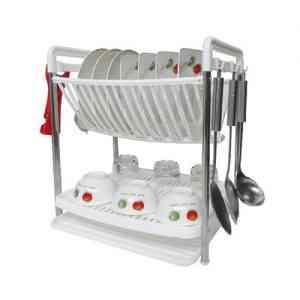 Multifunctional Dish Rack Kitchen & Dining