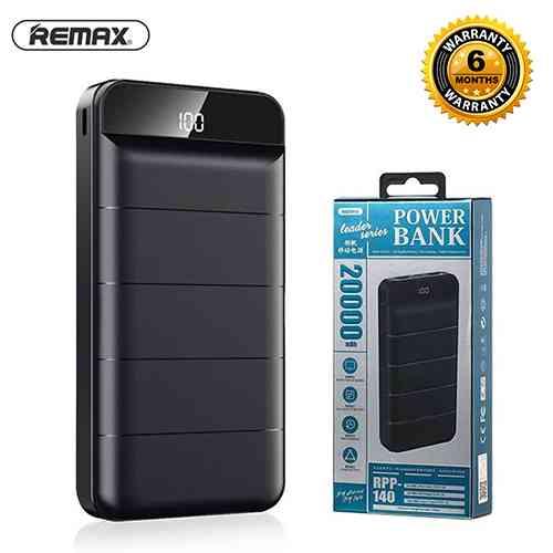 Original Remax RPP-140 20000mAh Power Bank