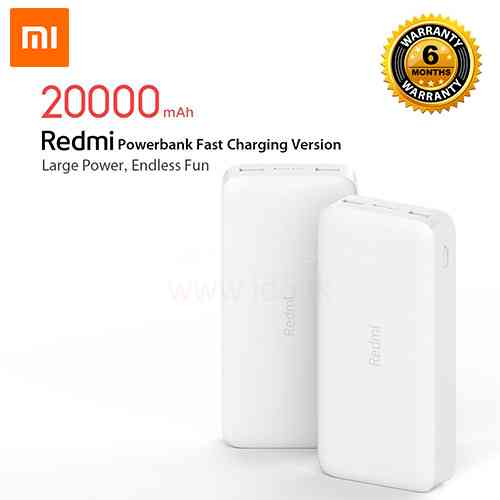 Xiaomi Redmi 20000mAh Power Bank