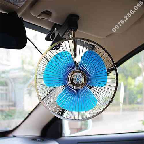 12V Car Dash Board Cooling fan