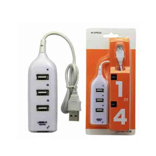 4 Port High Speed USB 2.0 mini HUB