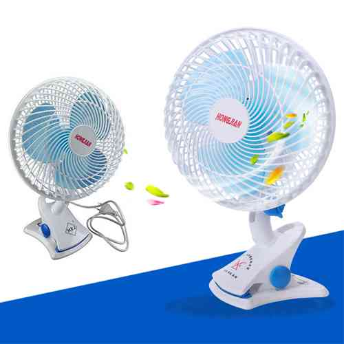 Small Electric Mini Desktop Fan