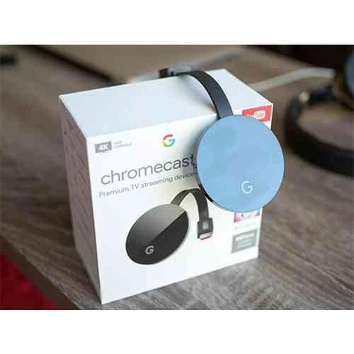 Google Chromecast 3 Original Netflix Youtube Smart tv HD WiFi Android TV Box