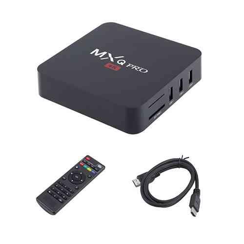 MXQ Pro 4K Android TV Box 2GB RAM/16GB ROM Android TV Box