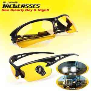 Night Vision Driving Glasses Fashion Clothing Accessories