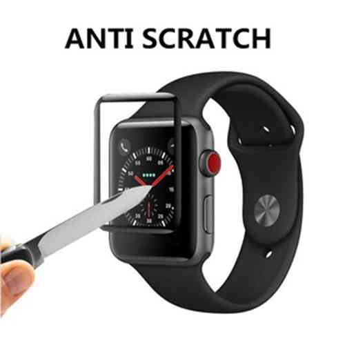 i Watch Screen Protector Anti Shock Tempered Glass