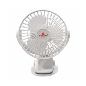 Bright Rechargeable Mini Fan
