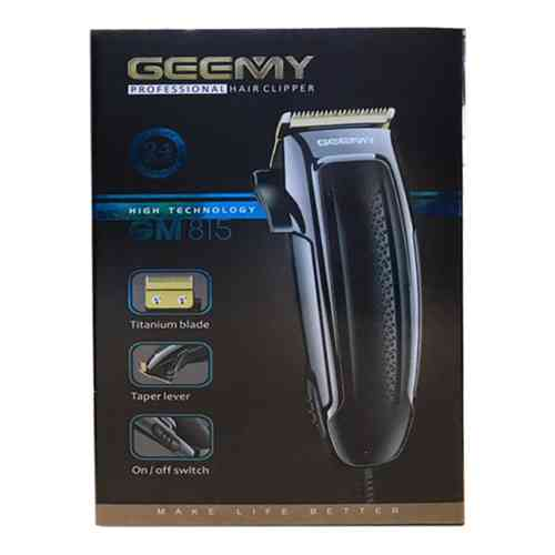 Geemy GM-815 Hair Clipper