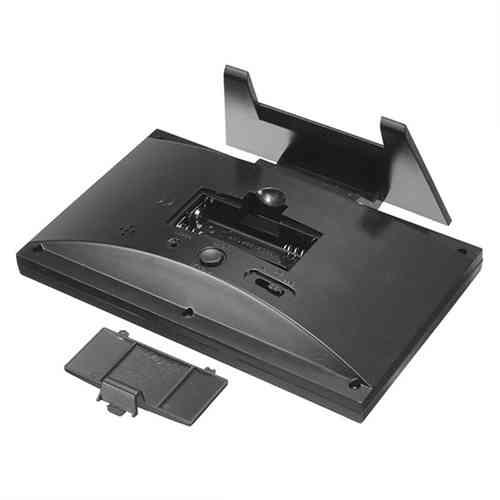 Sound Control Backlight Digital LCD Alarm Clock Home Accessories