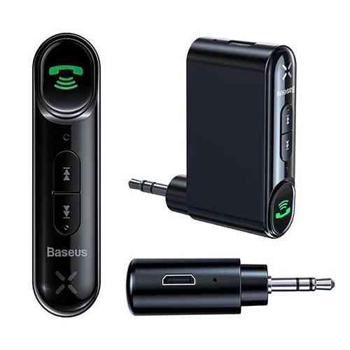 Baseus Wireless Car Audio Receiver Bluetooth 5.0