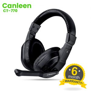 Canleen CT-770 headphones with mic