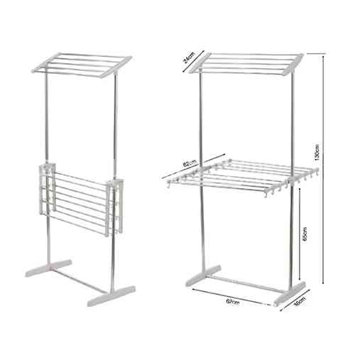 Folding Clothes Drying Rack Home & Lifestyle