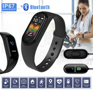 M5 Smart Band Sport Fitness Tracker