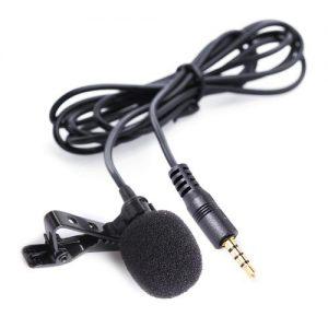 Clip Mic Mini Portable Lavalier Microphone Microphone Accessories