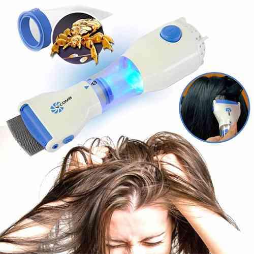 V-Comb Electric Head Lice Comb