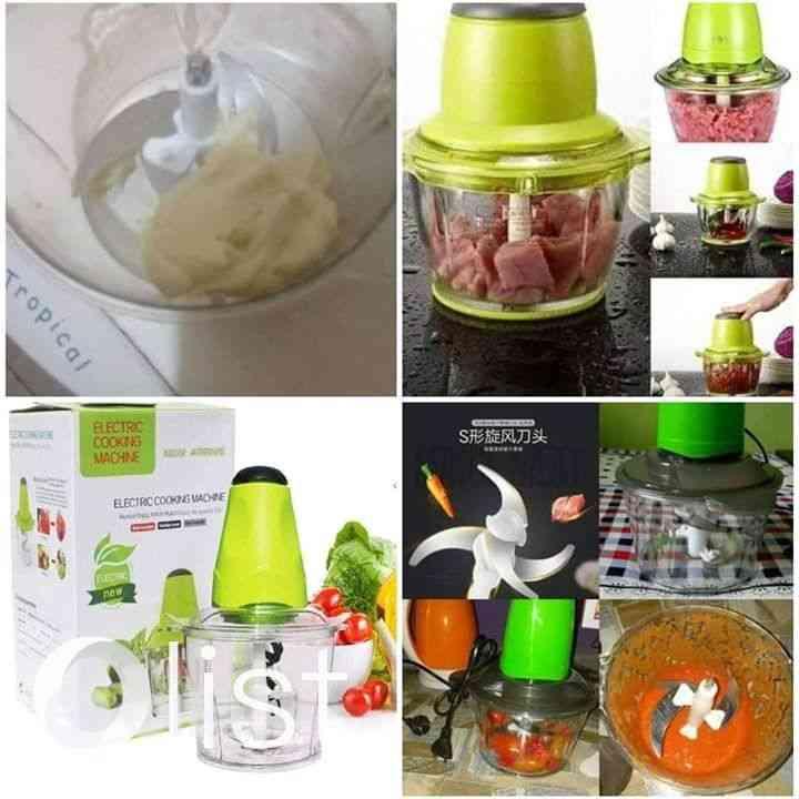 Electric Cooking Machine in Ikeja - Kitchen Appliances, Onifade ...