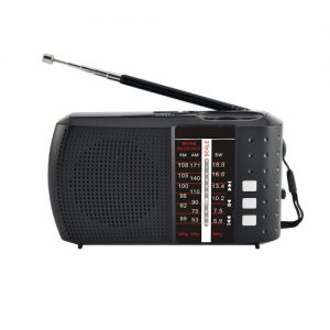 ASTRO Portable FM Radio with USB SD Card support