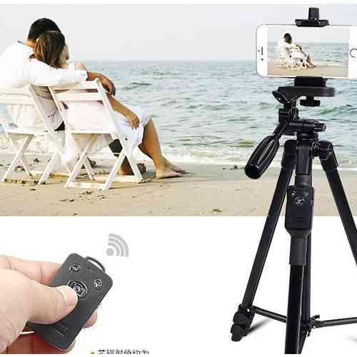 Bluetooth Remote Tripod for phone, video camera Tripod TTX-6218 Tripods