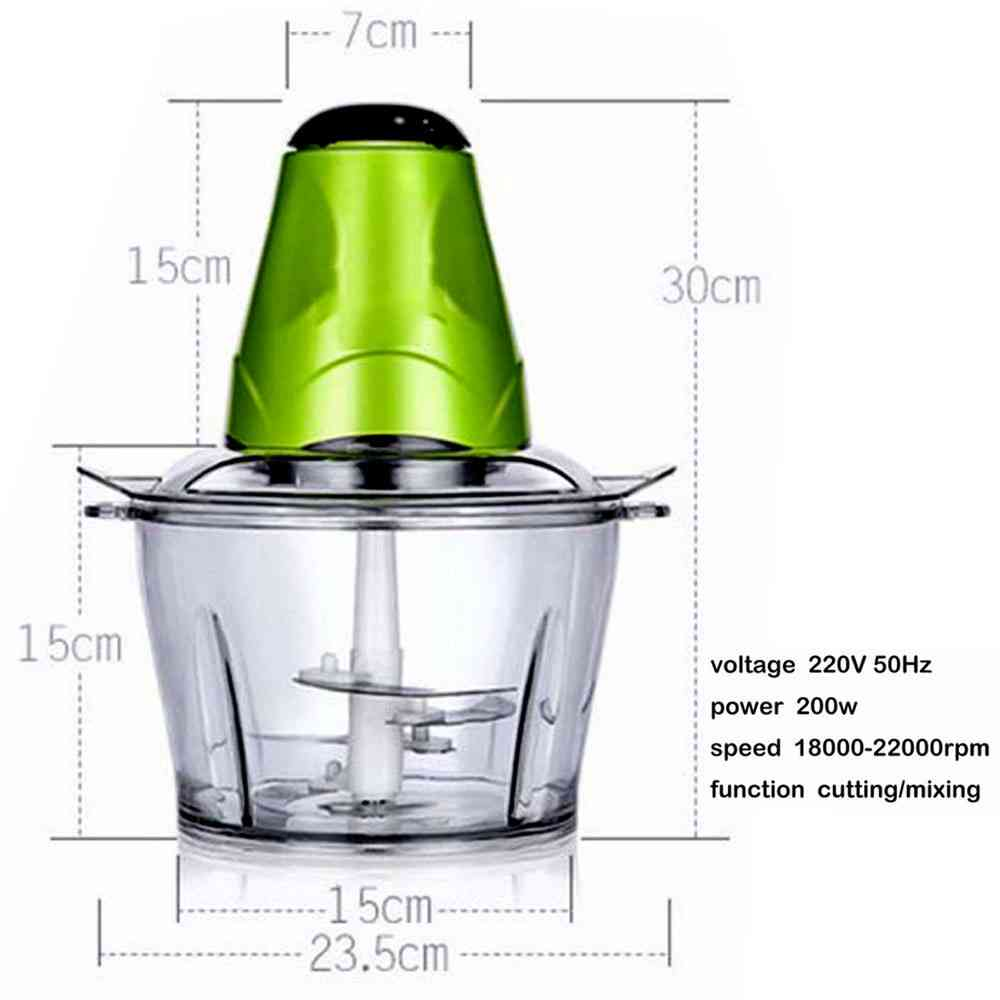 DELLY FCM-007 MULTI-FUNCTION ELECTRIC COOKING MACHINE FOOD BLENDER ...
