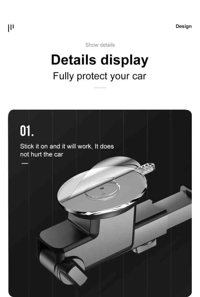 JOYROOM JR-OK3 Car Phone Holder
