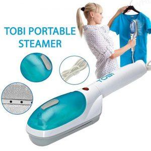 TOBI Portable Handheld Travel Steamer Iron Home & Lifestyle