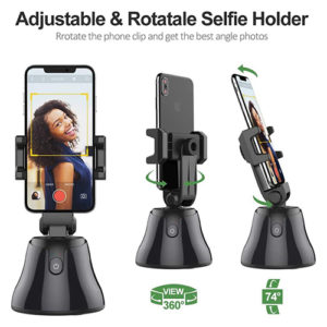 Object Tracking Smart Phone Holder
