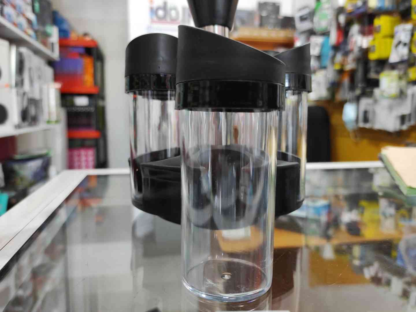 Spice Rack Container 6pcs