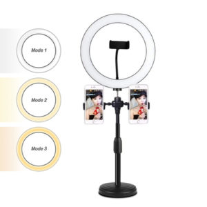 LED Ring Fill Light 3 in 1