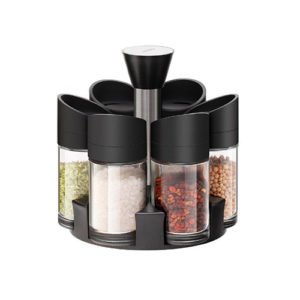 Spice Rack Container 6pcs Kitchen & Dining