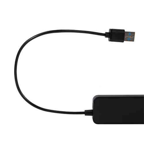 5 Port 2.0 USB HUB COMBO Card Reader Computer Accessories