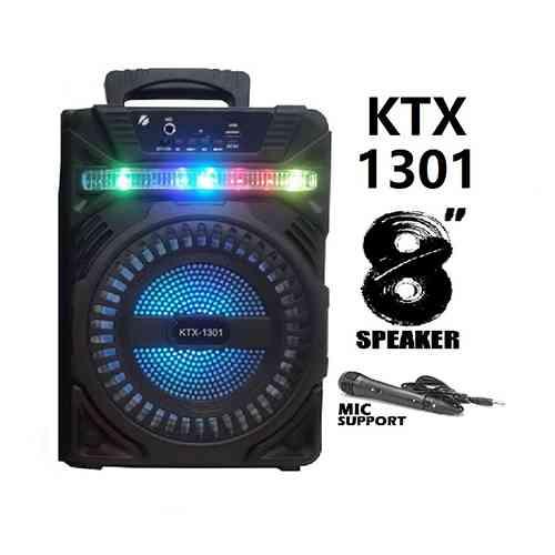 Bluetooth Speaker with Mic KTX-1301 Wireless Speakers