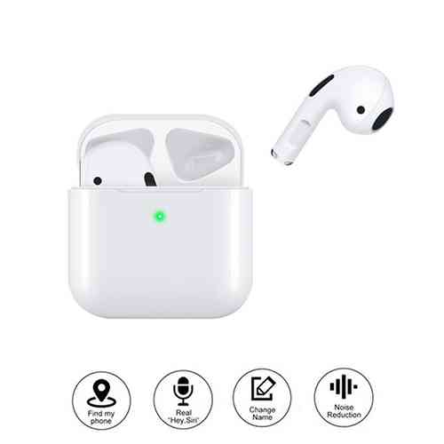 PRO 5 Airpods Tws Bluetooth Earphones Wireless Headset Earbuds and In-ear