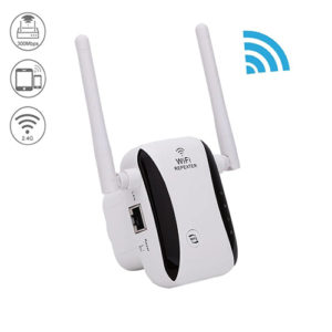 WiFi Repeater Range Extender Booster 300Mbps