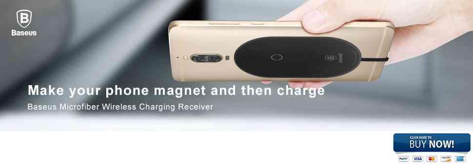 Wireless charging reciver