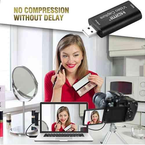 HDMI Capture Card Computer Accessories