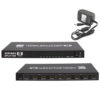8 Port HDMI Splitter 1 in 8 out Full HD 1080P Computer Accessories
