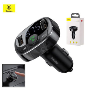 Baseus FM Transmitter Bluetooth MP3 car charger Car Care Accessories