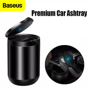 Baseus Portable Car Ashtray Car Care Accessories