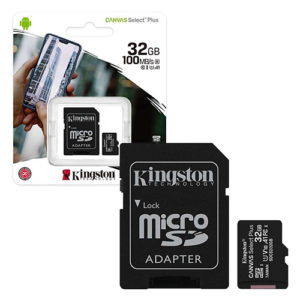 Kingston 32GB Micro SD Card