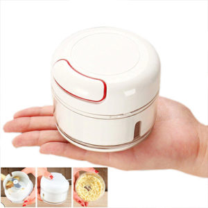 Mini Food Chopper Garlic Vegetable Grinder Kitchen & Dining