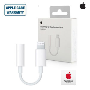 Apple Lightning to Headphone Jack Adapter Mobile Accessories
